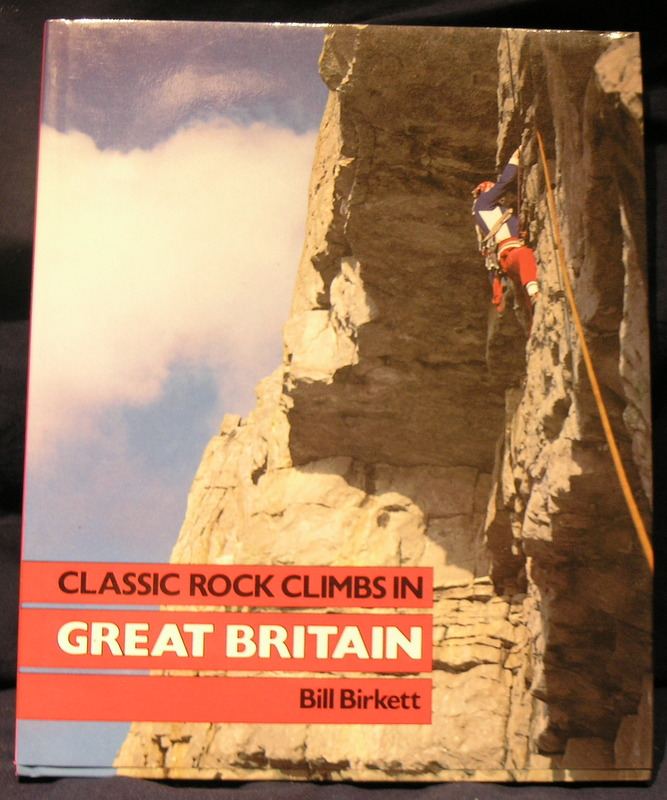 Image for Classic Rock Climbs of Great Britain