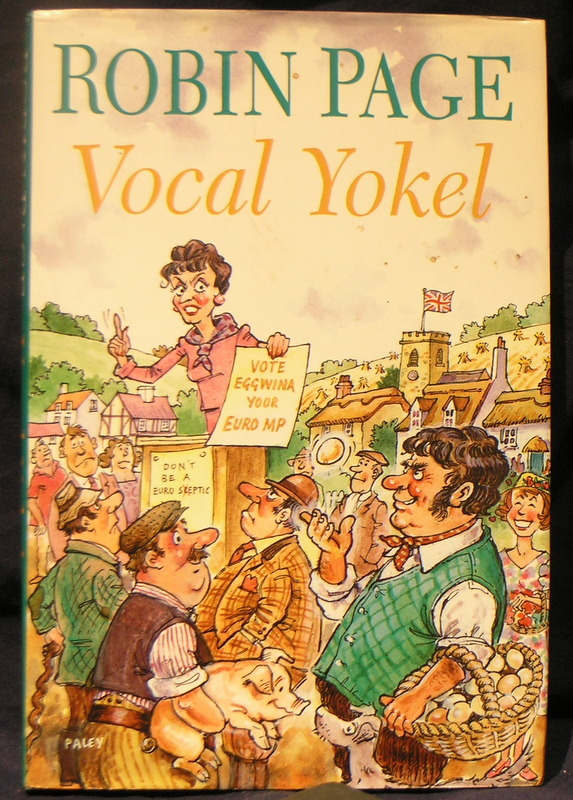 Image for Vocal Yokel
