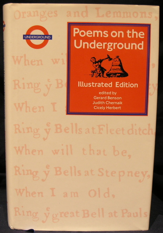 Image for Poems on the Underground