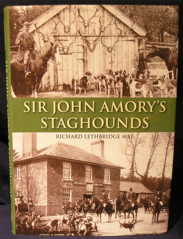 Image for Sir John Amory's Staghounds