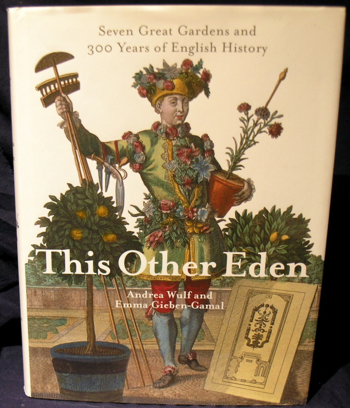 Image for This Other Eden: Seven Great Gardens & 300 Years of English History