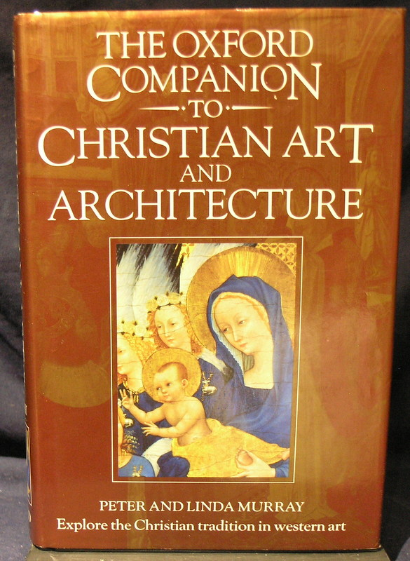 Image for The Oxford Companion to Christian Art and Architecture