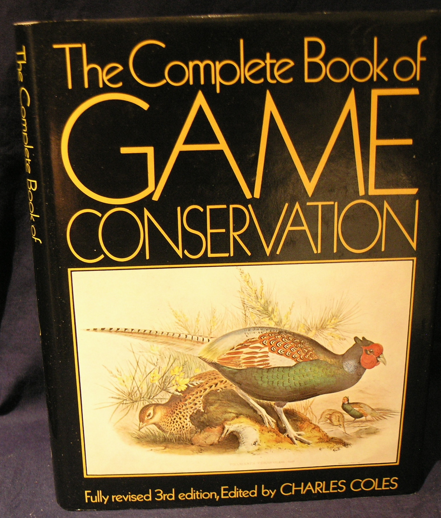 Image for The Complete Book of Game Conservation