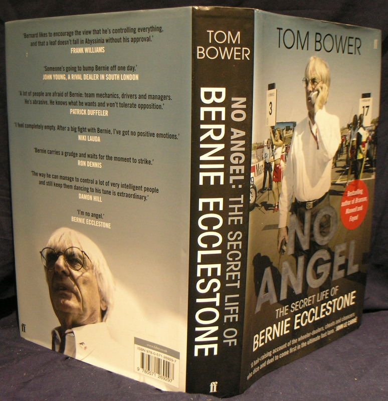 Image for No Angel: The Secret Life of Bernie Ecclestone