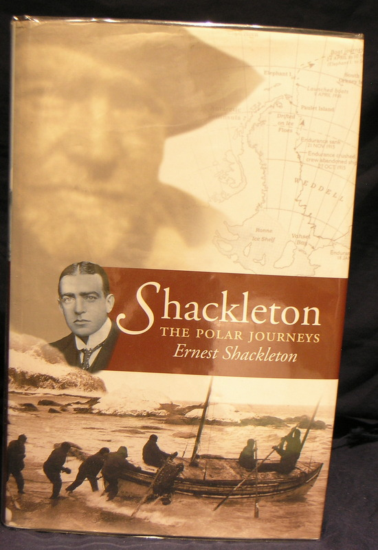 Image for Shackleton: The Polar Journeys