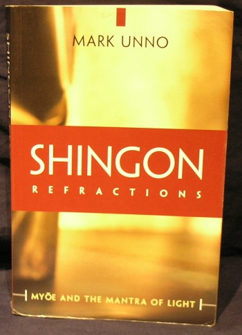 Image for Shingon Refractions: Myoe and the Mantra of Light