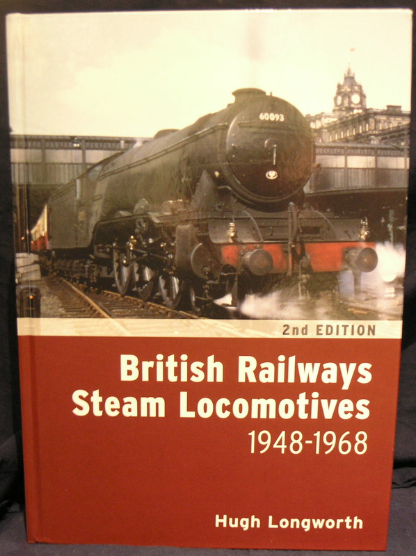 Image for British Railways Steam Locomotives 1948 - 1968