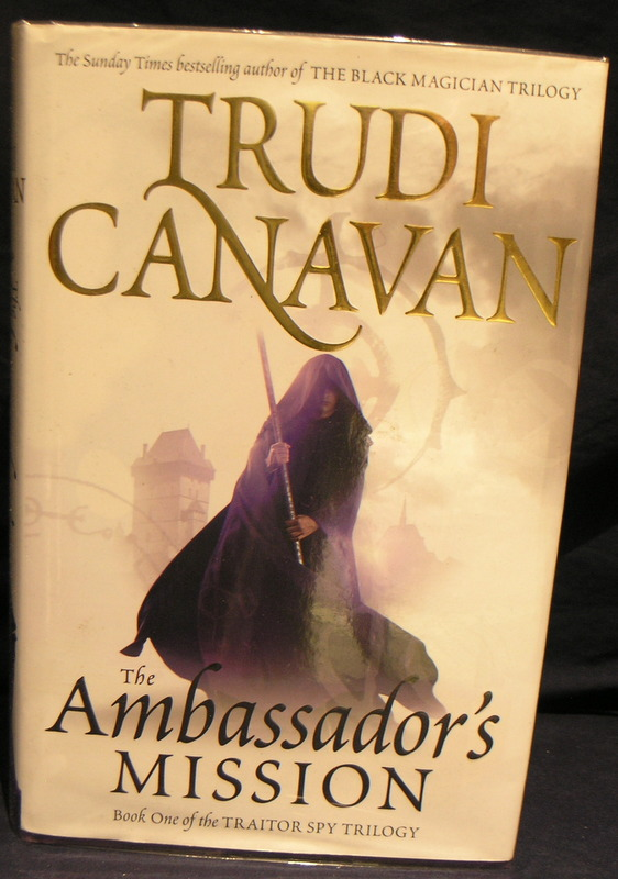 Image for The Ambassador's Mission: Book 1 of the Traitor Spy