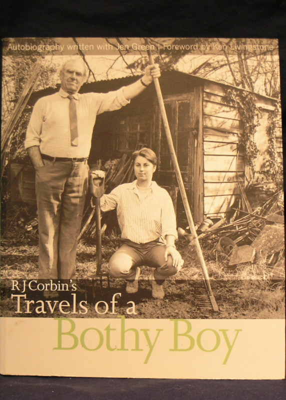 R.J. Corbins: Travels of a Bothy Boy