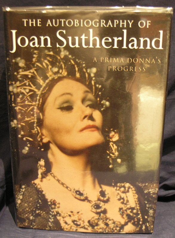 Image for A prima donna's progress: the autobiography of Joan Sutherland