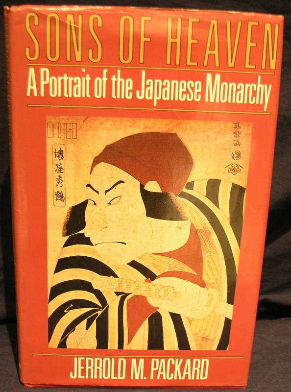 Image for Sons of Heaven: A Portrait of the Japanese Monarchy