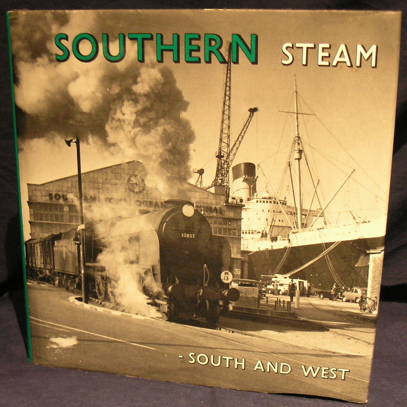 Image for Southern Steam - South and West.