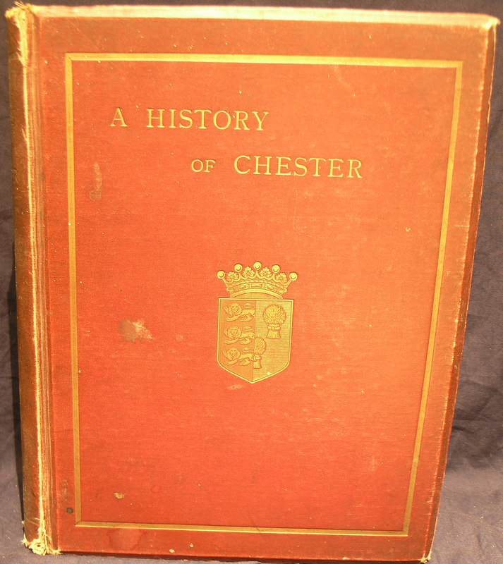 Image for A History of Chester