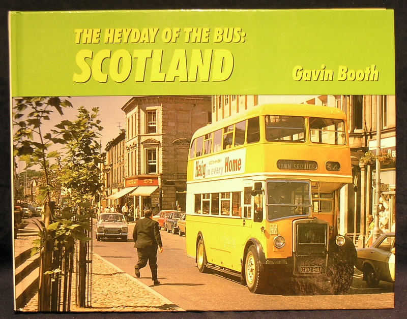 Image for The Heyday of the Bus: Scotland