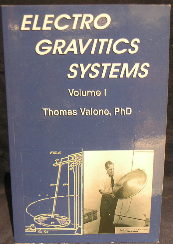 Image for 1: Electrogravitics Systems: Vol 1