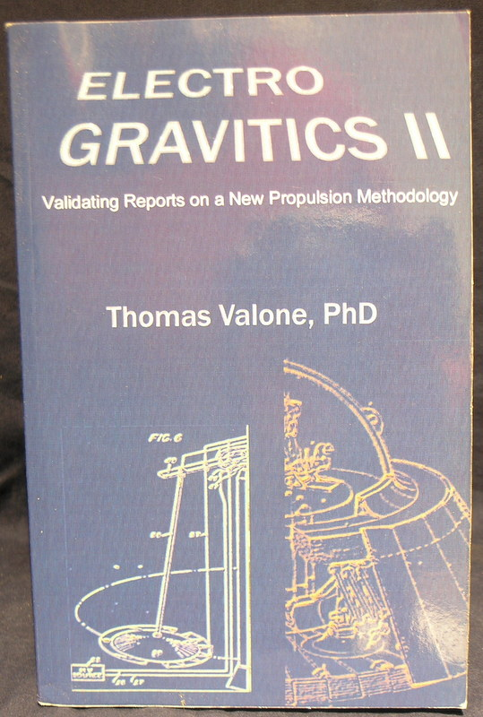 Image for Electrogravitics II: Validating Reports on a New Propulsion Methodology (No. 2)