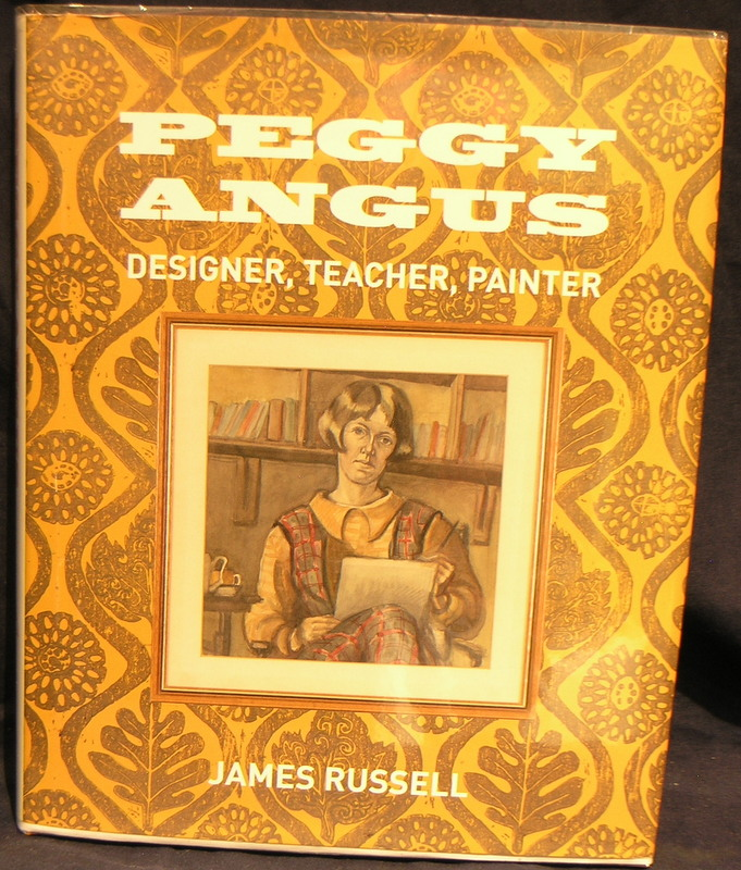 Image for Peggy Angus: Designer, Teacher, Painter