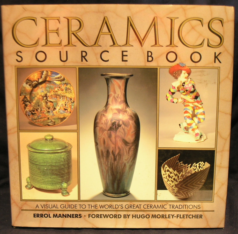 Image for Ceramics Source Book