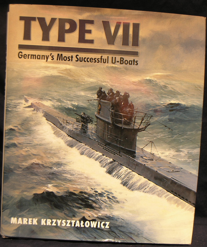 Image for Type VII: Germany's Most Successful U-Boats