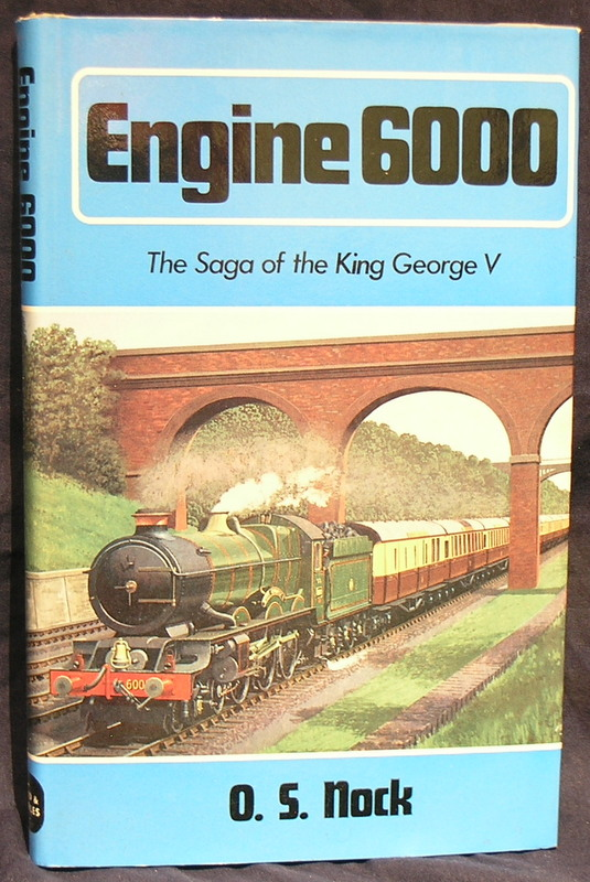 "Image for Engine 6000: The Saga of the ""King George V"""