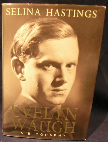 Image for Evelyn Waugh: a Biography