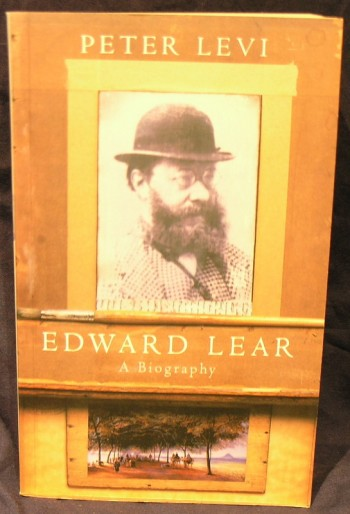 Image for Edward Lear : A Biography