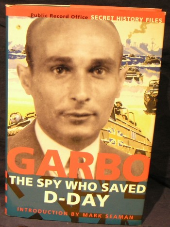 Image for Garbo: The Spy who Saved D-Day