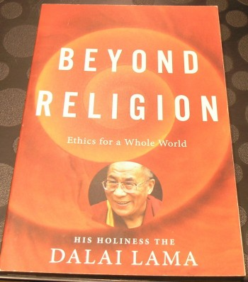 Image for Beyond Religion: Ethics for a Whole World