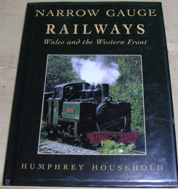 Image for Narrow Gauge Railways: Wales and the Western Front