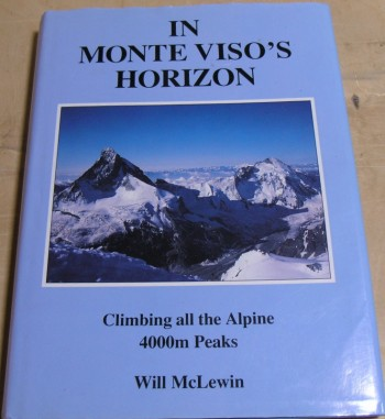Image for In Monte Viso's horizon: climbing all the Alpine 4000m peaks