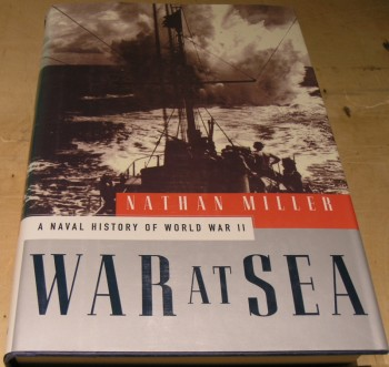 Image for War at Sea: A Naval History of World War II
