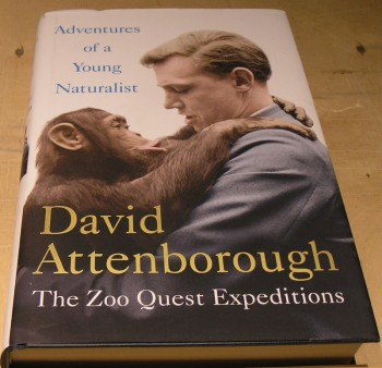 Image for Adventures of a Young Naturalist: The Zoo Quest expeditions