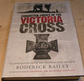 Image for Forgotten Voices of the Victoria Cross