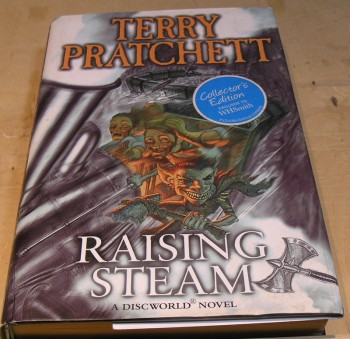 Image for Raising Steam: A Discworld Novel