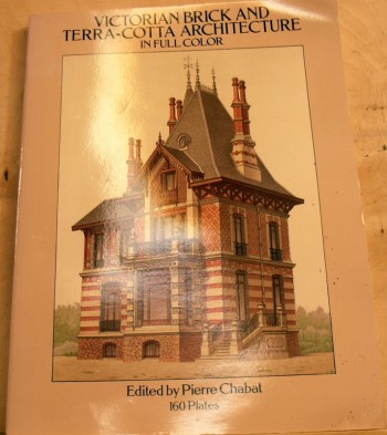 Image for Victorian Brick and Terra-Cotta Architecture in Full Colour: 160 Plates