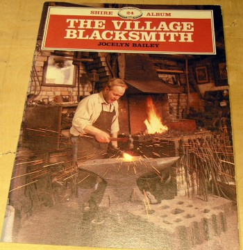 Image for The Village Blacksmith .