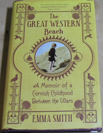 Image for The Great Western Beach : A Memoir of a Cornish Childhood Between the Wars