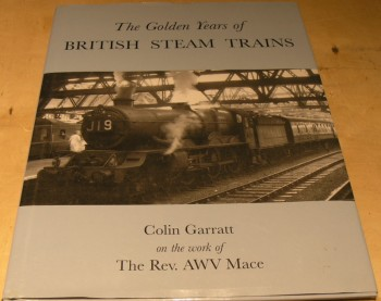 Image for The Golden Years of British Steam Trains