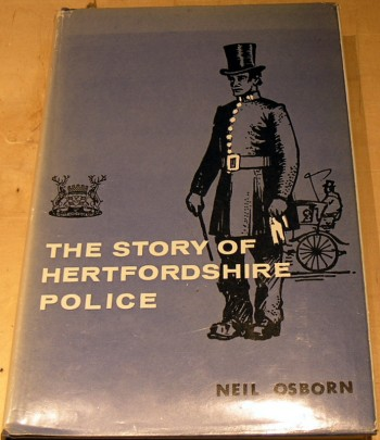 Image for The Story of the Hertfordshire Police