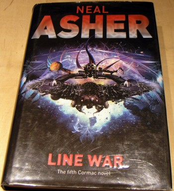 Image for Line War; The Fifth Cormac novel