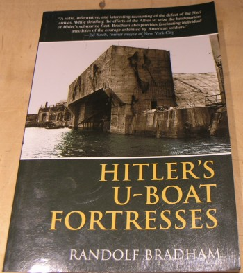 Image for Hitler's U-Boat Fortresses