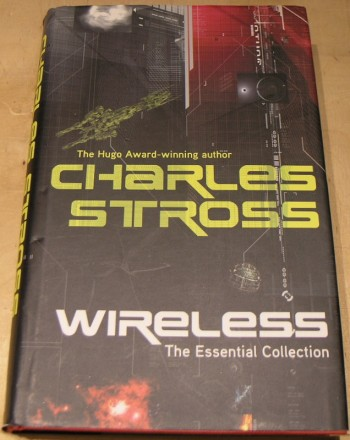 Image for Wireless: The Essential Charles Stross