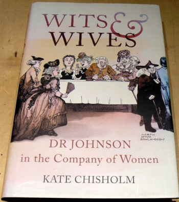 Image for Wits and Wives: Dr Johnson in the Company of Women