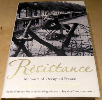 Image for Resistance: Memoirs of Occupied France