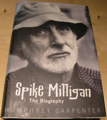 Image for Spike Milligan