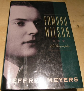 Image for Edmund Wilson: A Biography