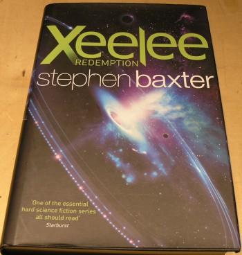 Image for Xeelee: Redemption