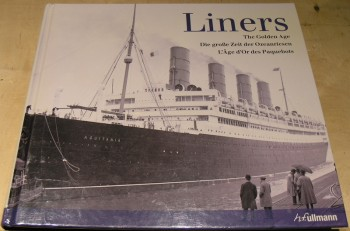 Image for Liners: The Golden Age