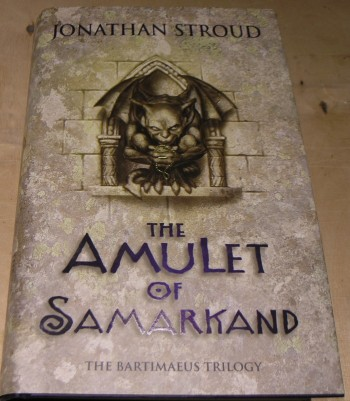 Image for The Amulet of Samarkand (Amulet Trilogy)