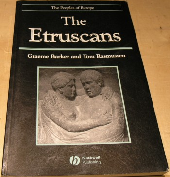 Image for The Etruscans